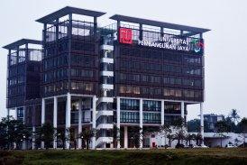 Gedung Universitas Pembangunan Jaya